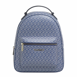 Iconic Rucksack blue ink