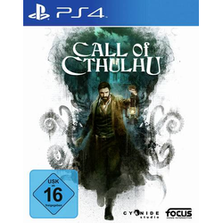 Call Of Cthulhu PS4 USK: 16