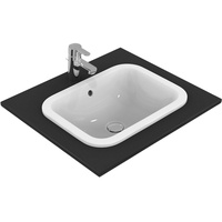 Ideal Standard Connect Einbauwaschtisch oval 50 x 38 cm (E505701)