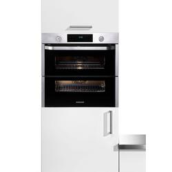 Samsung Einbaubackofen NV75N5641RS/EG, katalytische Reinigung, Dual Cook Flex