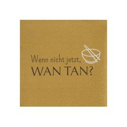 """Räder Design Papierserviette Serviette """"Wan tan"""""""