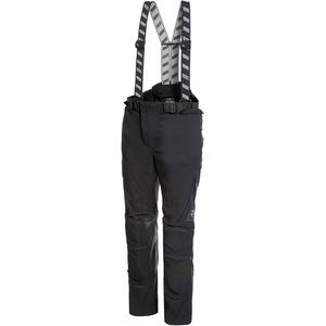Rukka Realer GTX Motorrad Textilhose, schwarz, Größe 48