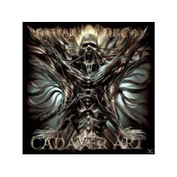Mortal Decay - CADAVER ART (CD)