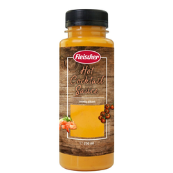 Hot Cocktail Sauce 250ml - Fleischer