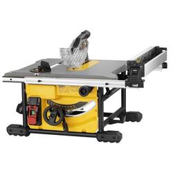 DeWALT Tischkreissäge DWE7485-QS - Kreissäge, Tischsäge, Holzsäge - 1850 Watt