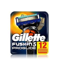 Gillette Fusion5 Proglide ostrza golarki  12 Stk