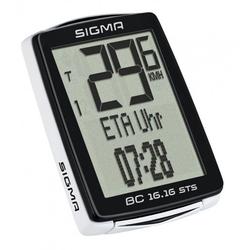 SIGMA Fahrradcomputer Sigma Fahrradcomputer Topline BC 16.16 STS