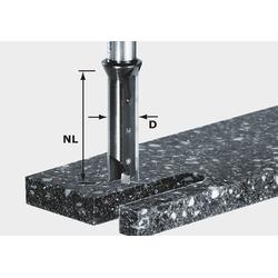 Festool Nutfräser-Wendeplatten HW S12 D14/45 WM