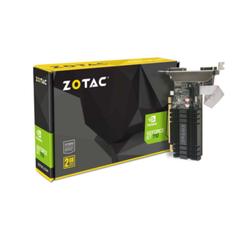 Zotac GeForce GT 710 2GB DDR3 Grafikkarte DVI/HDMI/VGA Low Profile passiv
