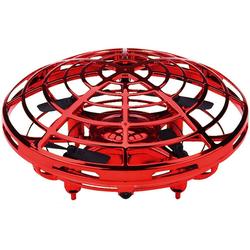 Amewi RC-Quadrocopter Mini UFO mit Gestensteuerung, blau rot