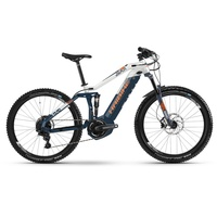 Haibike Sduro FullSeven 5.0 27,5 Zoll RH 52 cm blau/weiß/orange 2019