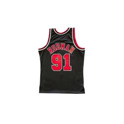 Mitchell & Ness Basketballtrikot Swingman Chicago Bulls 1997-98 D. Rodman #91 XXL