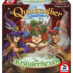 Schmidt Die Quacksalber von Quedlinburg - Die Kräuterhexen Brettspiel