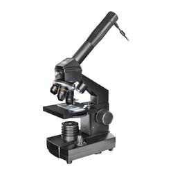 NATIONAL GEOGRAPHIC Mikroskop 40x-1024x Mikroskop (inkl. Koffer und USB Okular)