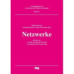 Netzwerke als Buch von