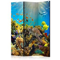 Parawan 3-częściowy - Podwodny świat