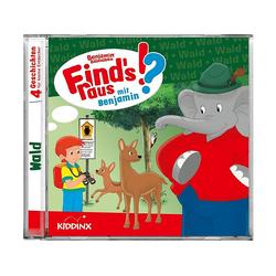 Benjamin Blümchen - Find's raus mit Benjamin:Wald (CD)