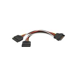 Delock Serial-ATA Y-Stromadapter, 15cm Computer-Kabel