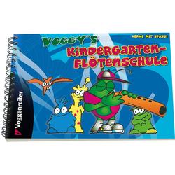 Voggy's Kindergarten-Flötenschule