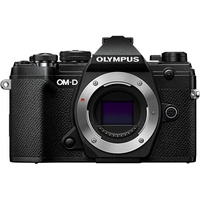 Olympus E-M5 Mark III Body schwarz