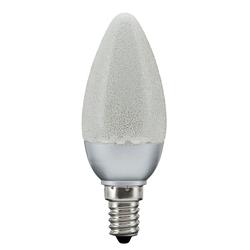 LED Kerze 1,4W E14 Eiskristall