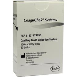 Coagu Chek Systems Kapillaren