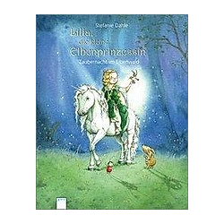 Zaubernacht im Elbenwald / Lilia  die kleine Elbenprinzessin Bd.2. Stefanie Dahle  - Buch