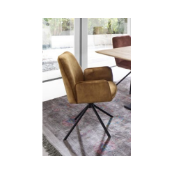 MCA Ottawa 4 Fuß Stuhl mit Armlehne