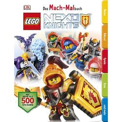 LEGO® NEXO KNIGHTS? Das Mach-Malbuch