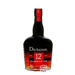 Dictador 12 Jahre Rum