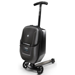 Micro Luggage 3.0 - Trolley mit Scooter Black