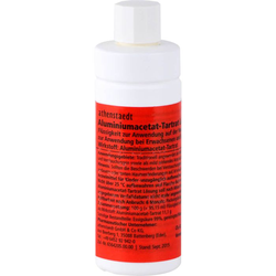 ALUMINIUMACETAT-Tartrat DAB 10 Lösung 100 g