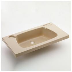 Risse Waschbecken, 620 × 340 × 125 mm