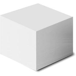 Notizzettel für Zettelbox A6 VE=500 Stück weiß
