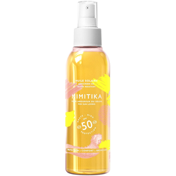 MIMITIKA SPF50 Sunscreen Oil