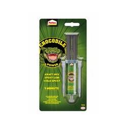 Crocodile Kraft-Mix Epoxidharz 11 ml - Pattex