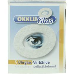 OKKLUGLAS Uhrglasverband 5 St