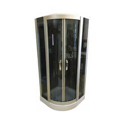 Duschkabine mit Hydromassagesäule NEU Modell New York 90 x 90cm