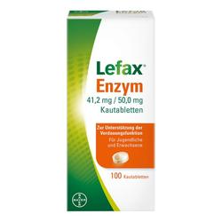 Lefax® Enzym zur Unterstützung der körpereigenen Verdauung 100 St