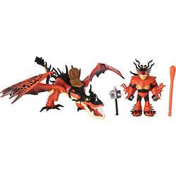 Dragon & Viking - Rotzbakke & Hakenzahn