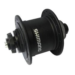 Shimano Fahrradbeleuchtung VR-Nabendynamo Shimano DHT4050 100mm, 36 Loch, Cen