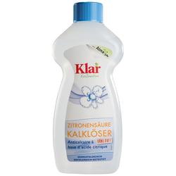 KLAR Entkalker Zitronensäure Kalklöser 500 ml