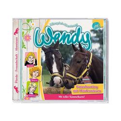 Kiddinx Hörspiel CD Wendy - Fotoshooting mit Hindernissen