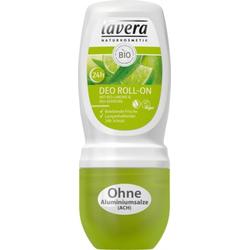 LAVERA Deo Roll-on Bio-Limone+Bio-Verveine