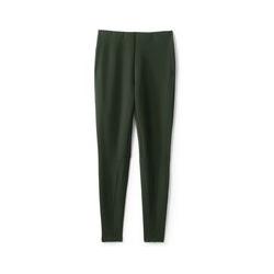 Ponté-Leggings im Reithosen-Stil - XS - Grün