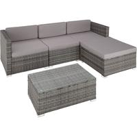 TecTake Florenz Rattan Lounge  Variante 2