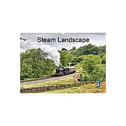 Steam Landscape (Wall Calendar 2021 DIN A3 Landscape)
