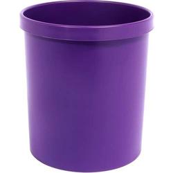 Papierkorb 18l berry-violett