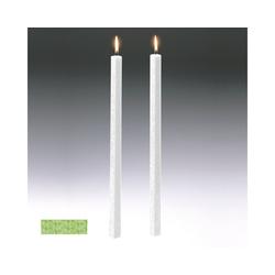 Amabiente Kerzenhalter Kerze CLASSIC apfel 19cm - 4er Set