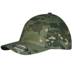 Brandit Flexfit Multicam® Cap tropic multicam, Größe S/M